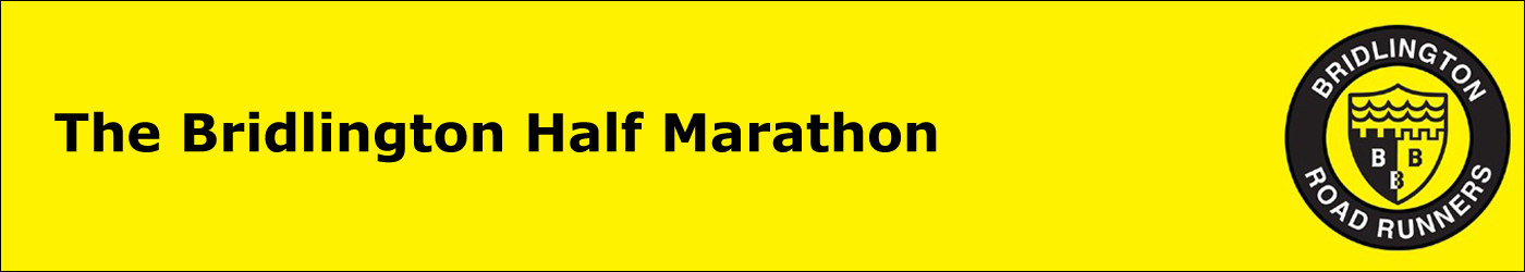 The Bridlington Half Marathon 2021